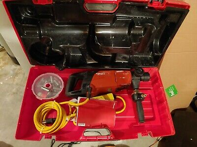 Hilti Dd 150-u Diamond Core Concrete Coring Drill With Case