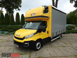 Iveco DAILY 8 PALETS AIRCONDITION TEMPOMAT 180HP