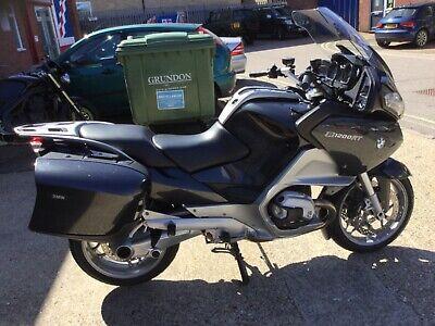 2010 BMW R1200 RT Tourer Bike