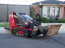 Dig-iti Plant Hire Dingo TX525 Dry hire $220 FREE DELIVERY Mernda Whittlesea Area Preview