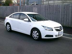 2009 HOLDEN CRUZE CD AUTO 4CYL North Hobart Hobart City Preview