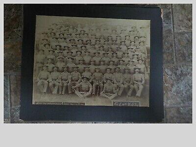 14th US Infantry Co. L 1900  Boxer Rebellion Manilla, P.I.