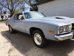 1974 Plymouth Satellite (REDUCED PRICE!!)obo