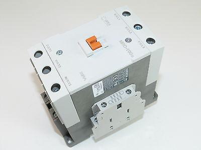 Cerus Mrc 100 Non Reversing Contactor 3P 100A 48V Coil New 1 Yr Warranty