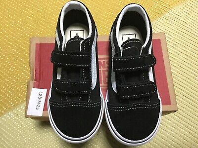 Junior Vans Old Skool UK 8 infants
