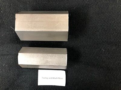 1.750 1.25 Hex 303 Stainless Bar 3.00 Long 1 Each Lathe Or Milling Stock