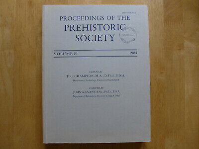 Proceedings Of The Prehistoric Society 1983