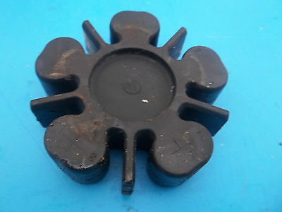 USED YAMAHA COUPLER RUBBER  FITS XL1200 LTD CAME OFF RUNNING SKI