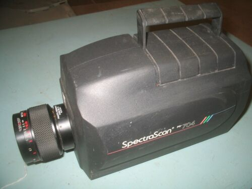 Used Photo Research SpectraScan PR-704