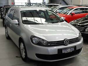 2011 Volkswagen Golf 2.0 103 TDI Comfortline Auto DSG Wagon Alphington Darebin Area Preview