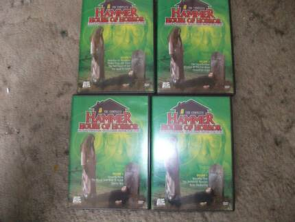 hammer house of horror dvds Scoresby Knox Area Preview