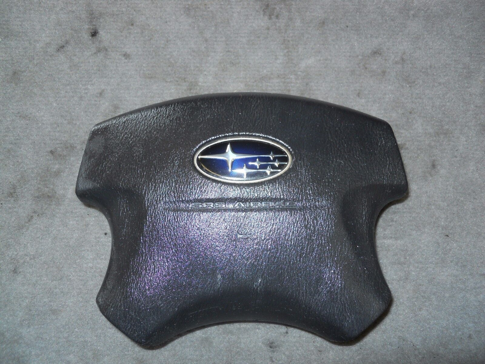 Used subaru forester xt parts for sale 2004 subaru forester front drivers side steering wheel air bag vanachro Images