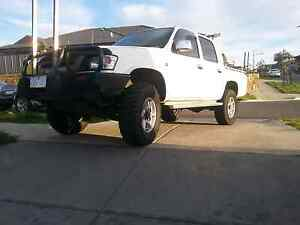 2002 Toyota hilux Campbellfield Hume Area Preview