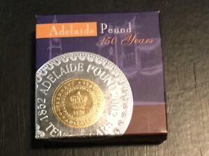 Adelaide Pound 10 Dollar coin 2002