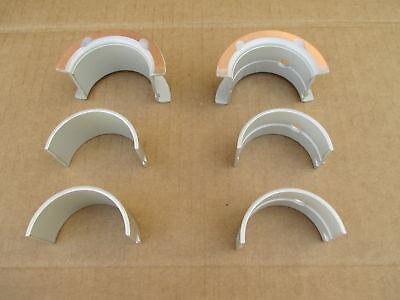 Main Bearing Set 0.020 For Ih International 154 Cub Lo-boy 184 185 Farmall
