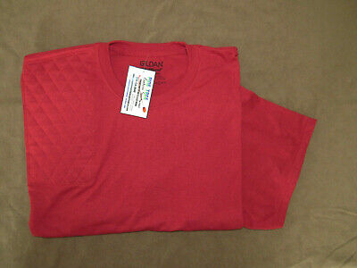 3XL Right Hand Trap//Skeet Pad NAVY BLUE Dryblend Shooting T-Shirt//Gildan NEW