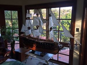 Model ship VICTORY Mosman Mosman Area Preview
