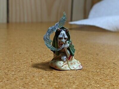 Japanese Yokai Hannya GHOST Mini Mascot Figure Kaiyodo