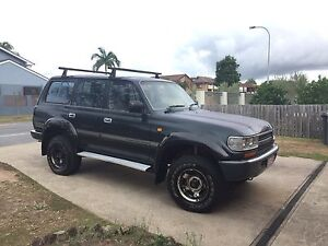 1994 Toyota LandCruiser 4WD Manual GXL (Rego&RWC) Carindale Brisbane South East Preview