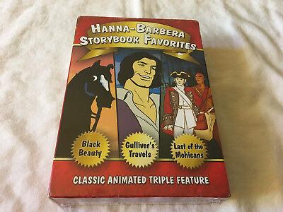 Hanna-Barbera Storybook Favorites Collection (DVD, 2007, 3-Disc Set) ()