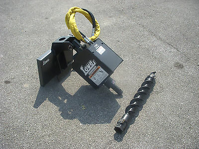Toro Dingo Mini Skid Steer Attachment Lowe 750 Auger Drive 4 Bit - Ship 199