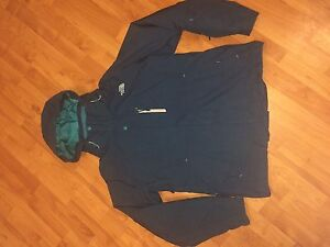 North Face Winter Jacket- Large