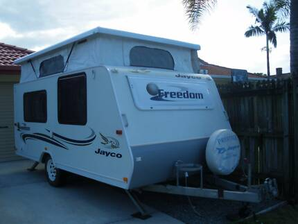 jayco freedom Rothwell Redcliffe Area Preview