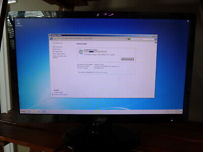 "Acer S200HL Abd 20"" Widescreen LED Backlit LCD Monitor"