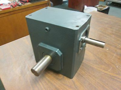 Grove Gear Reducer B226-2 Ratio 201 2.37hp In New Surplus