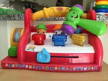 Fisher Price Laugh & Learn Learning Tool bench Wembley Cambridge Area Preview
