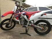 Honda Crf250r 2012 excellent condition Schofields Blacktown Area Preview