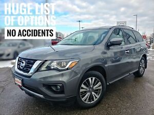 2017 Nissan Pathfinder SL Leather Heated Seats FREE Delivery