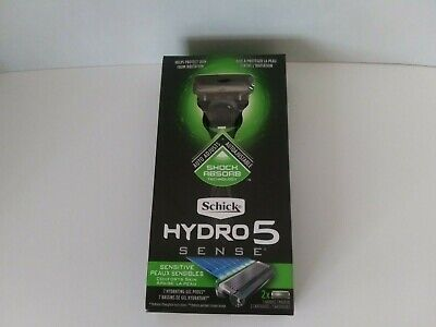 Schick Hydro5 Razor Best Razor for Men for Sensitive Skin Best Safety