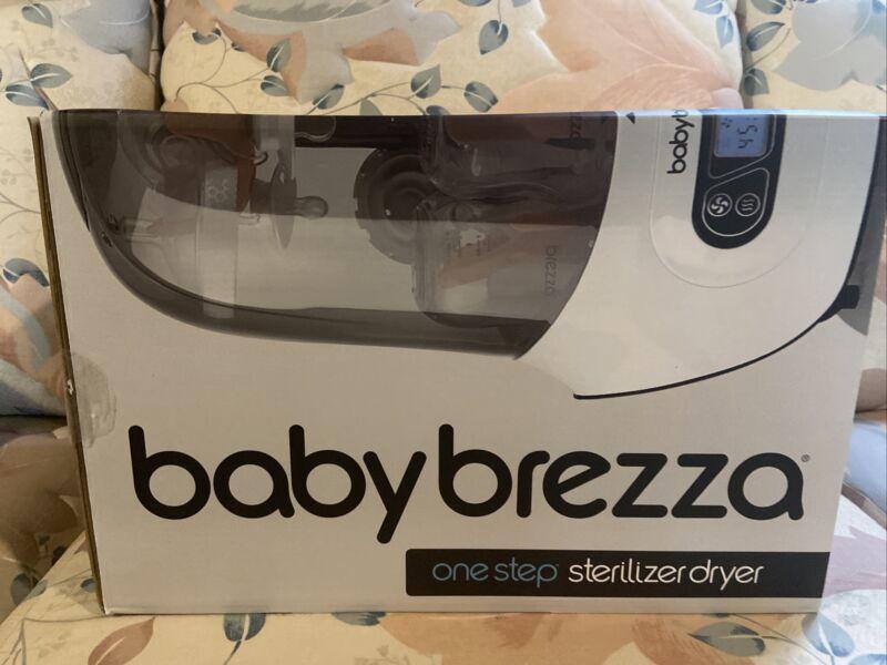 Baby Brezza Baby Bottle Sterilizer and Dryer Machine – Electric Steam