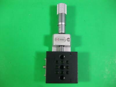 Newport New Focus With Starrett Micrometer -- 9065 9065-x -- Used