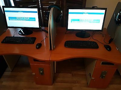 6. Internet Terminal mit Münzprüfer und vorinstallierte Software!