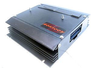 1999 - 2005 GRAND AM : TRUNK MOUNTED AMPLIFIER AMP : RADIO AUDIO CD : MONSOON