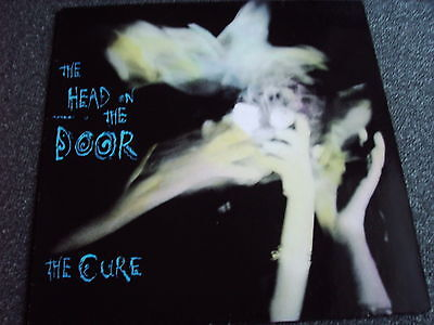 The Cure-The Head on the Door LP-Made in W. Germany