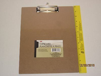 Clipboard 9x 12 - School Student Hold Papers Artscrafts Sales Sports Coach