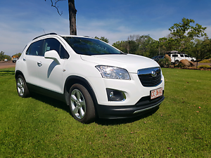 Holden Trax 2016 LTZ 1.4 life turbo low kms Rosebery Palmerston Area Preview