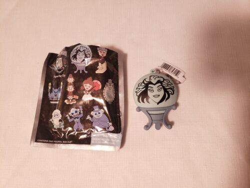 Disney Haunted Mansion Figural Bag Clip Keychain Madame Leota