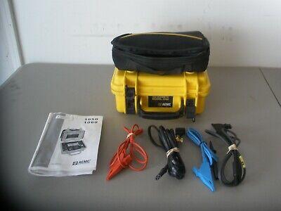 Aemc Instruments 1060 2130.03 Digitalanalog Megohmmeter 1000v