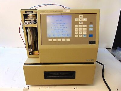 Waters 717 Plus Autosampler Hplc Chromatograph Injector Lab - S3848