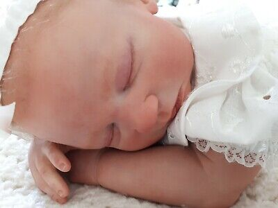 Reborn Baby doll beauty limited edition of 300 only by Cathy Rowland