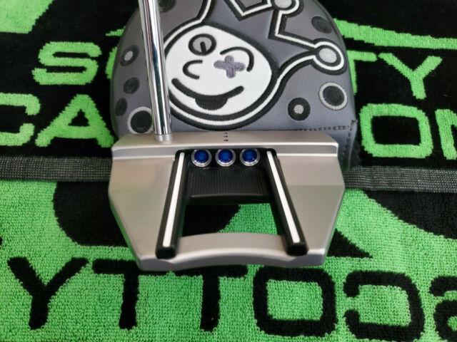 """Rare Scotty Cameron Futura X 7M Moto Putter 33.5"""" GREAT CONDITION⛳⛳⛳"""