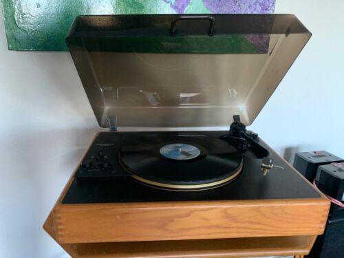Sota Sapphire Turntable - Vintage - Audiophile- w/ Rare Sumiko Alchemist 8