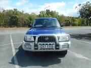 TOYOTA PRADO GXL 4WD TURBO DIESEL 8 SEATER Westcourt Cairns City Preview