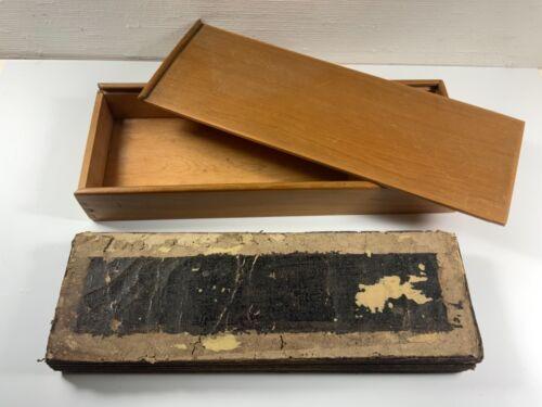 ANTIQUE MANUSCRIPT THAI SIAM SIAMESE BOOK PAINTINGS 19thC Chantakorob POEM