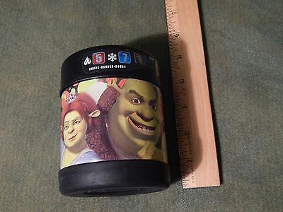 (2010) Dreamworks *Shrek Forever After* (THERMOS) FunTainer 10oz. Food Jar (Ltd)