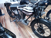 Norton motorcycle early model Gorae West Glenelg Area Preview